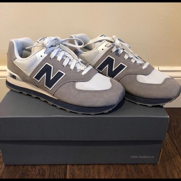 666b8dc9e72df New Balance Shoes | Mens 574 Classic Sneakers Size 9d | Poshmark
